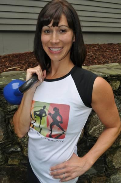Female personal trainer ipswich